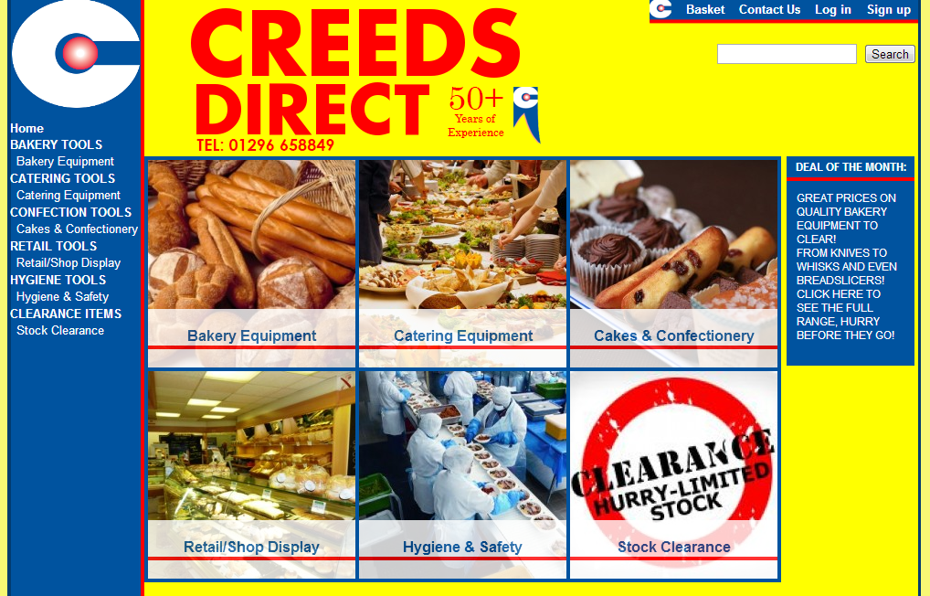 Creeds Direct